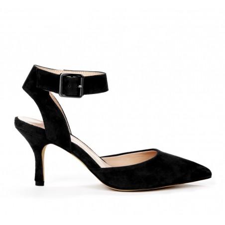 Sole Society - D'Orsay heels - Olyvia - Black