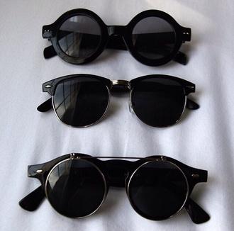 sunglasses grunge black tumblr girl boy tumblr girl tumblrboy beautiful glasses