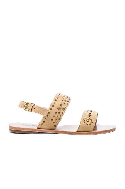 RAYE Sedona Sandal in beige / beige