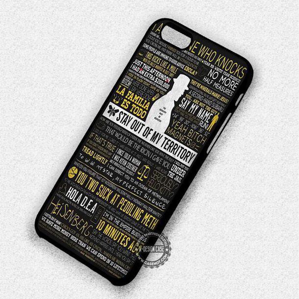 Breaking Bad 3 iphone case