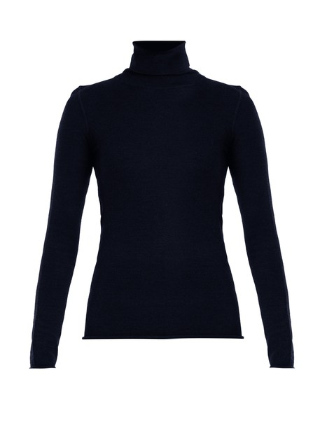 sweater wool sweater wool navy