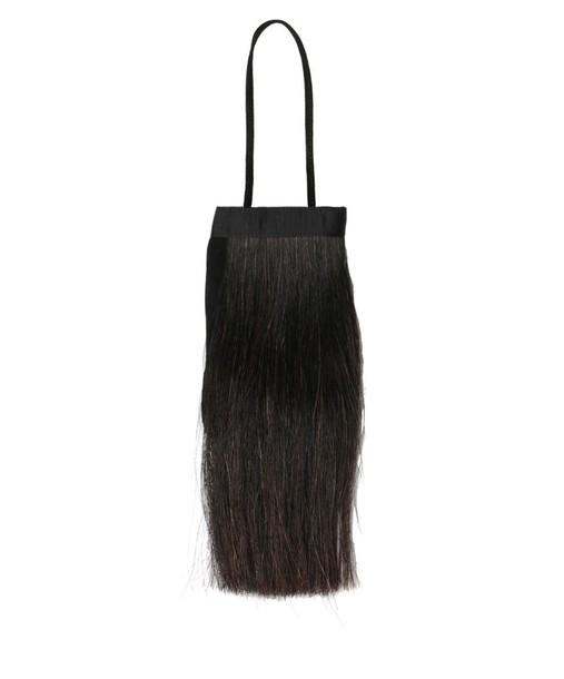 Helmut Lang hair horse bag