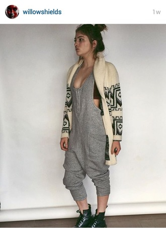 jumpsuit romper willow shields the hunger games instagram cute outfits