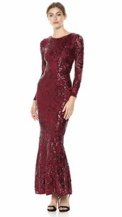 dress,red dress,gown,holiday dress,new year's eve