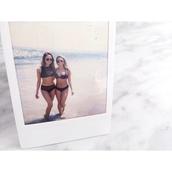 swimwear,black,mesh,bikini