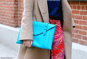 bag handbag new york city fashion week