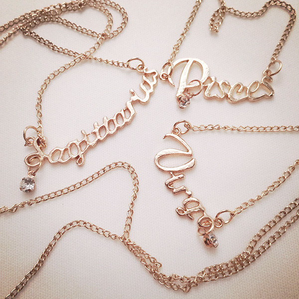 jewels jewelry jewelry necklace zodiac pisces virgo