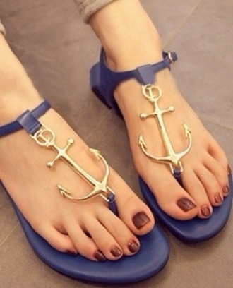 shoes anchor