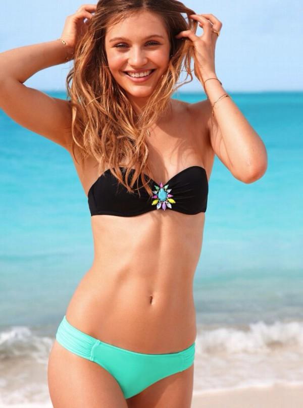 swimwear tourquise bikini