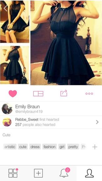 sweetheart neckline party dress formal sheer little black dress black dress semi formal semi-sheer