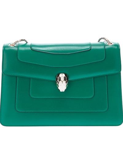Bulgari 'serpenti' Shoulder Bag  -  - Farfetch.com