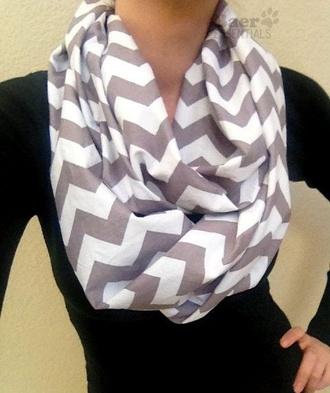 scarf geometric cute