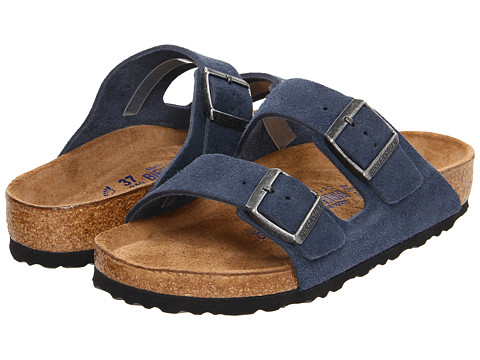 Birkenstock Arizona Soft Footbed - Suede - Zappos.com Free Shipping BOTH Ways