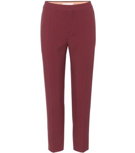 Chloe fit brown pants