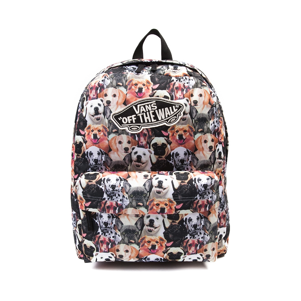 6cac527bc84 Vans x ASPCA Realm Dogs Backpack