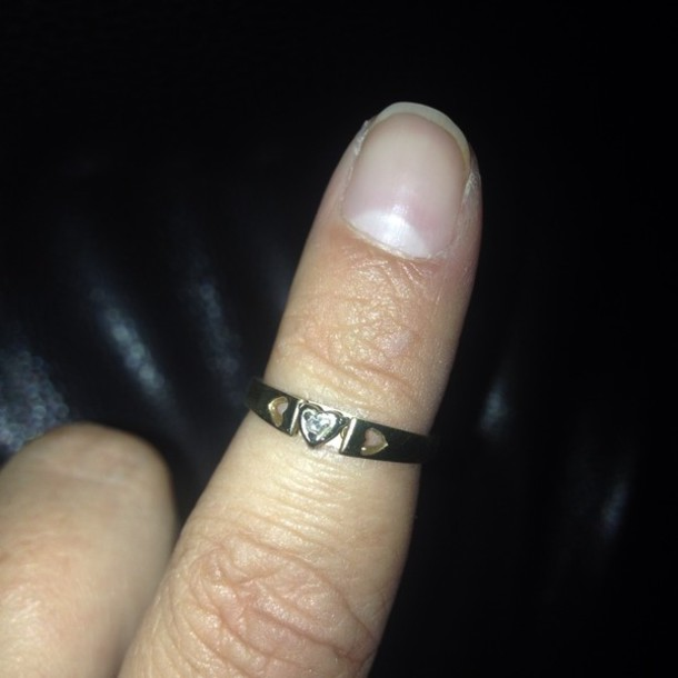 jewels gold diamonds ring