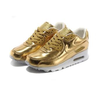 air max metallic shoes