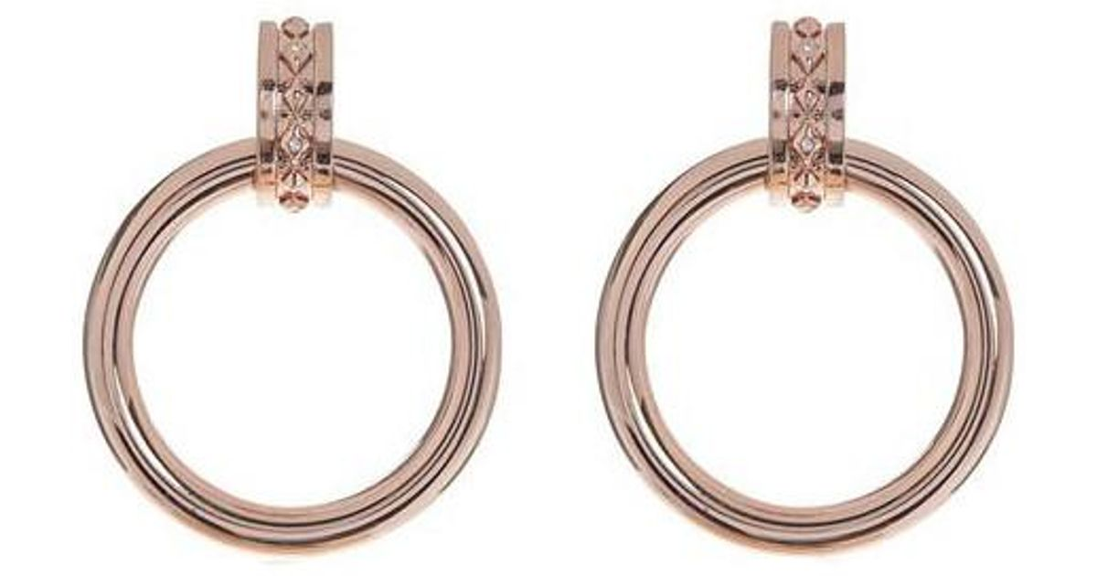 Luv Aj | Brown Evil Eye Statement Hoops | Lyst