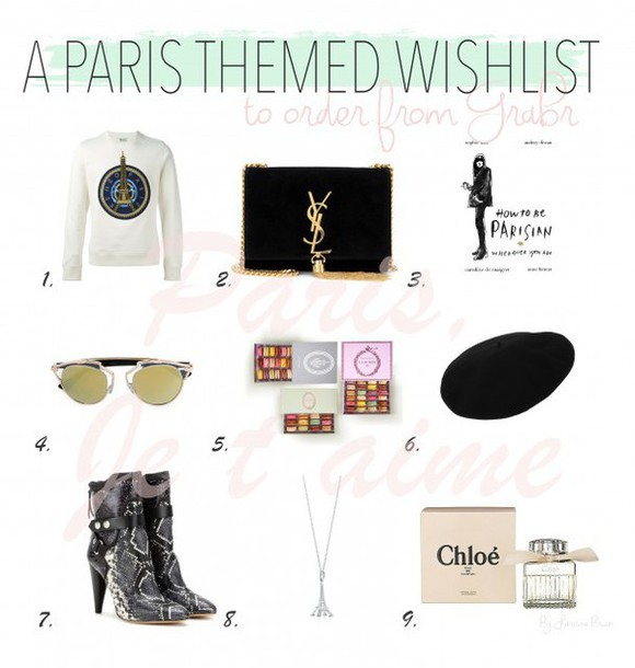 Sweater: from hats to heels, blogger, paris, french, snake shoes ...