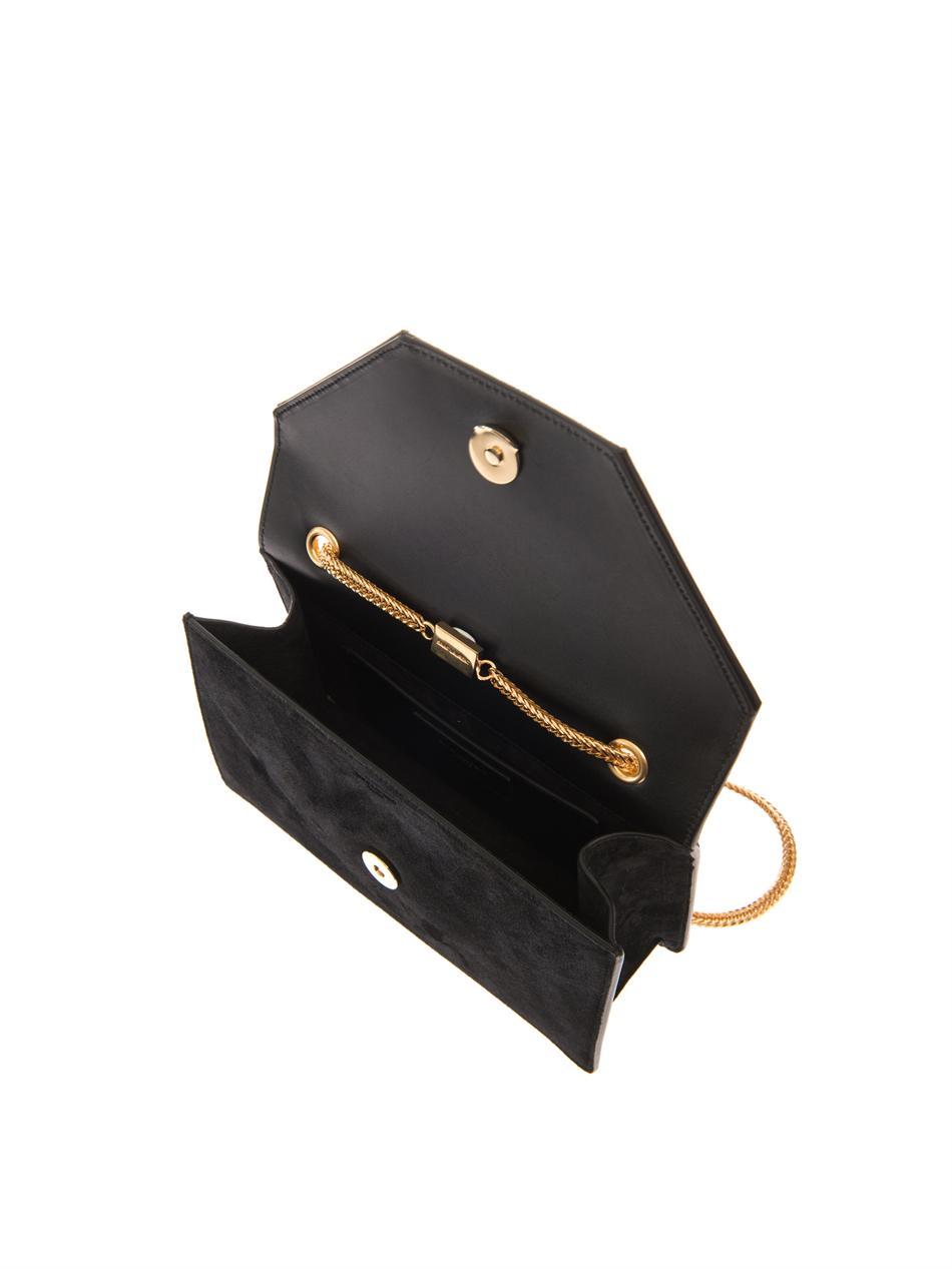 Betty suede shoulder bag | Saint Laurent | MATCHESFASHION.COM