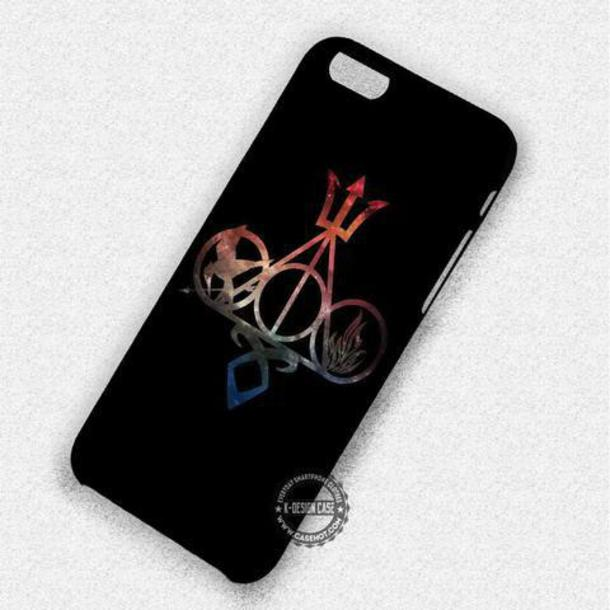 phone cover, movies, harry potter, percy jackson, the hunger games ...