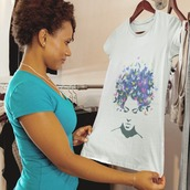 t-shirt,imgeee,afrocentric,natural hair,kinky,afro t-shirts,natural hair tee,afropunk,african american,hair,hairstyles