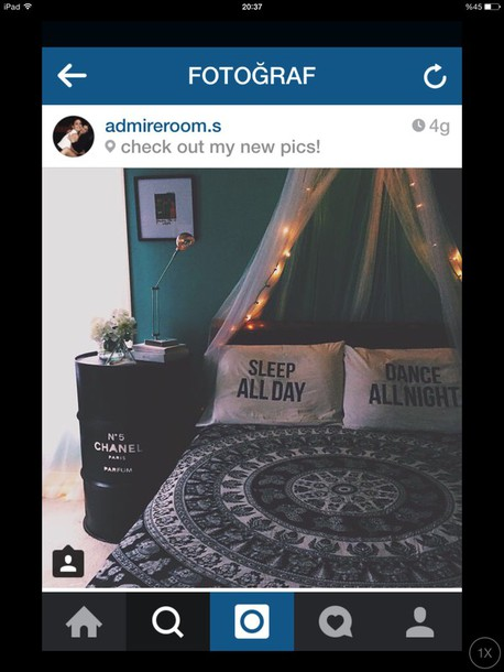 home accessory black and white bedding indie boho hippie gypsy bedding tumblr bedroom hipster