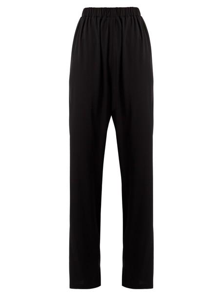 Balenciaga pants black