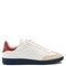 Bryce leather low-top trainers