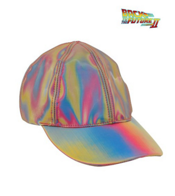 hat marty mcfly baseball cap back to the future ii futuristic hat dope cute hat girly baseball cap d0pe dop3