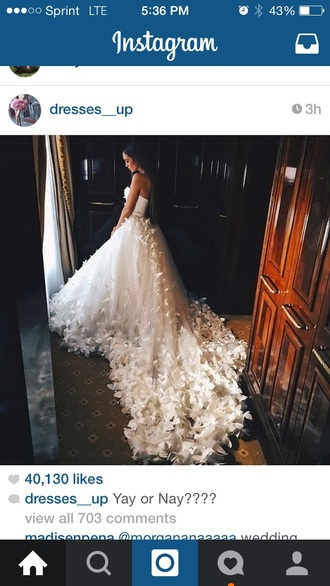 dress wedding dress bridal gown vintage wedding dress