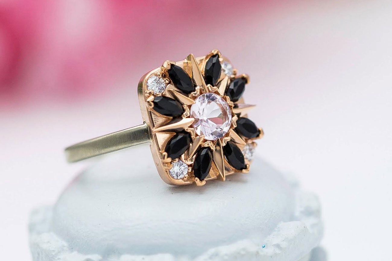 These Custom Engagement Rings Will Truly Tell Your Story - Green Wedding Shoes