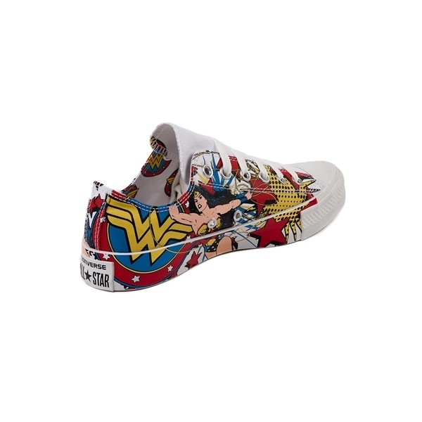 Wonder Woman White - Polyvore