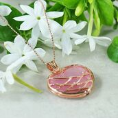 jewels,sterling silver,necklace,heart jewelry,rose gold necklace,sivalya