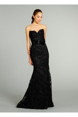 dress fashion wedding dress black dress
