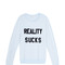 Wildfox reality sucks sweater
