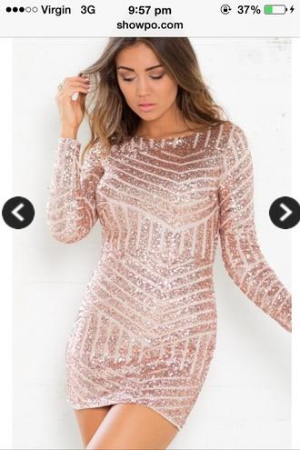 dress sequin dress sequin prom dress gold sequins formal dress mini dress