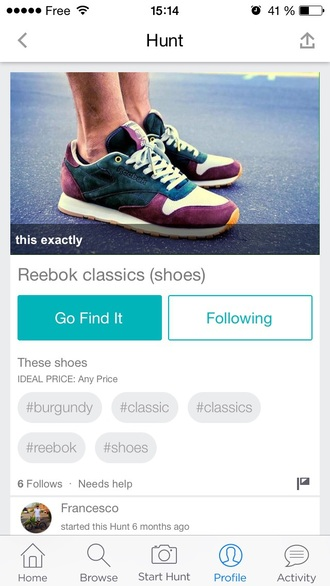 shoes reebok reebok classic reebok classics green red sneakers