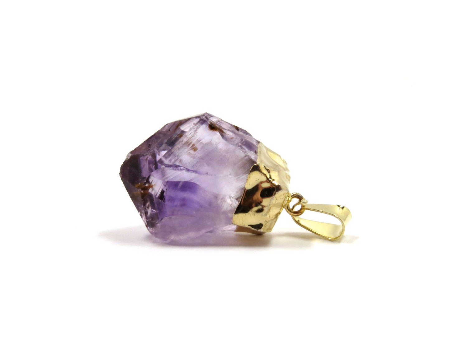 rough rawamethystcrystalnecklace j pendant jewelry necklace products selected lady amethyst raw