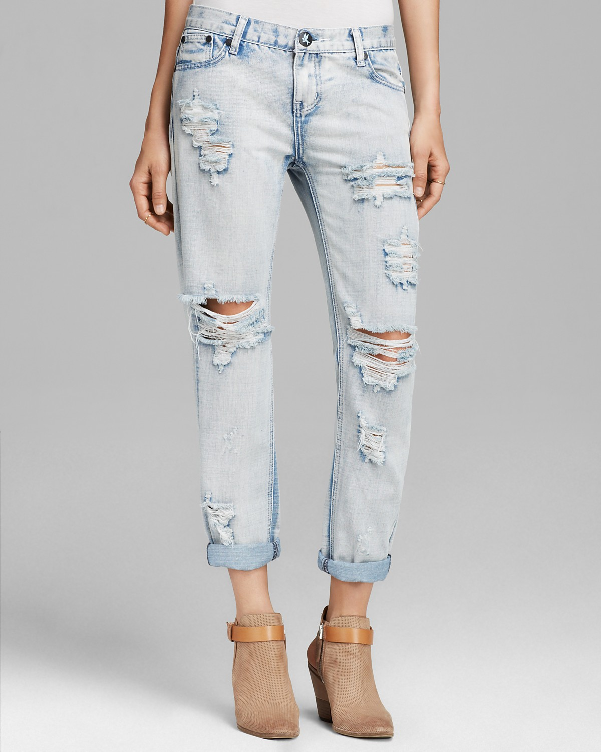 One Teaspoon Jeans - Awesome Baggies in Fiasco | Bloomingdale's