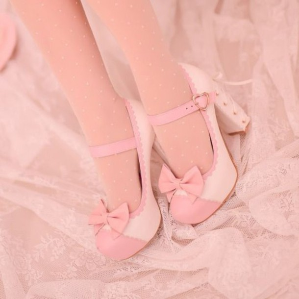 148034cd8cfe shoes pink pink high heels pink heels high heels heels baby pink pastel pink  light pink