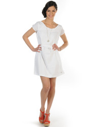 Vila Dress white € 27.98 | -60% buy cheaper