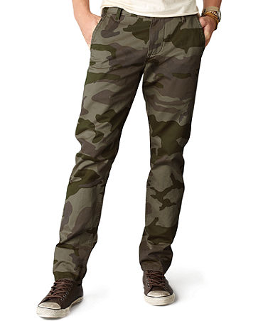 Dockers Pants, D1 Slim Fit Alpha Khaki Camo - Pants - Men - Macy's