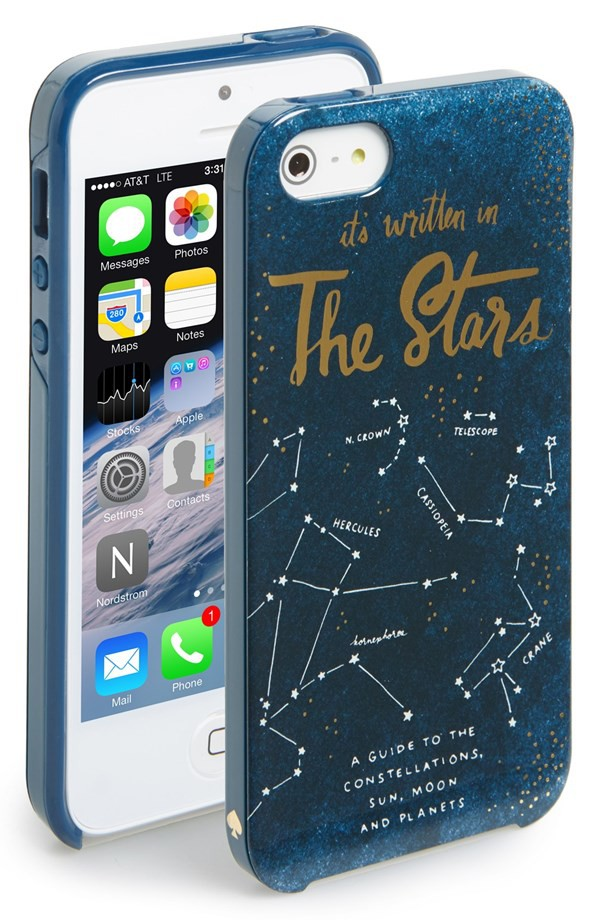 phone cover cover iphone phone cover iphone case girl stars kate spade iphone 5 case iphone5s