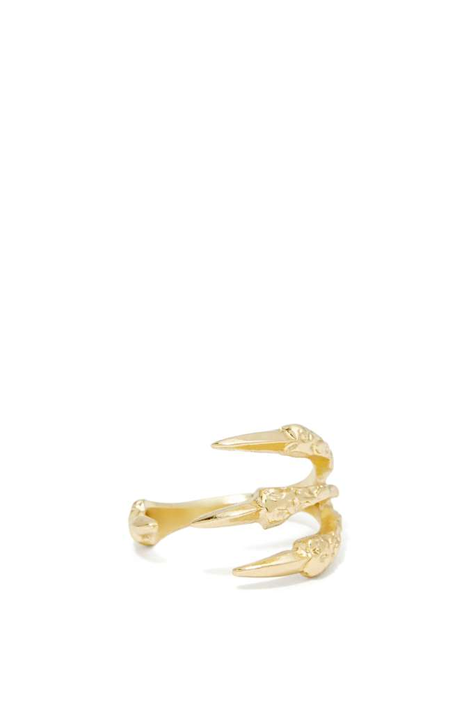 Claws Out Midi Ring | Shop Rings at Nasty Gal