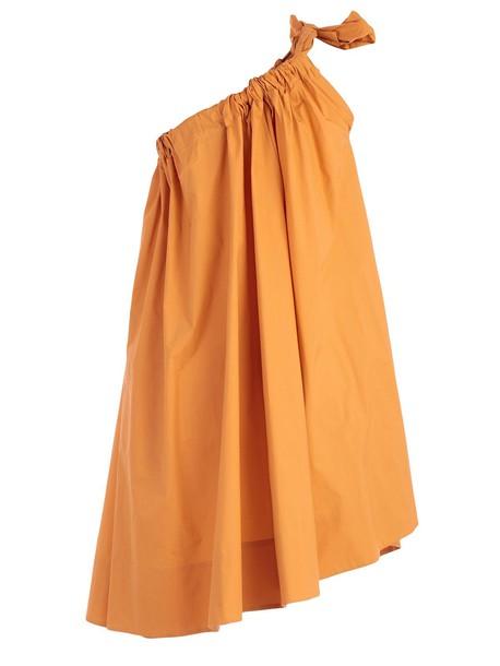 TER ET BANTINE dress orange