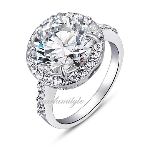 Fresh Big Engagement Ring Gold Jewellrys Website