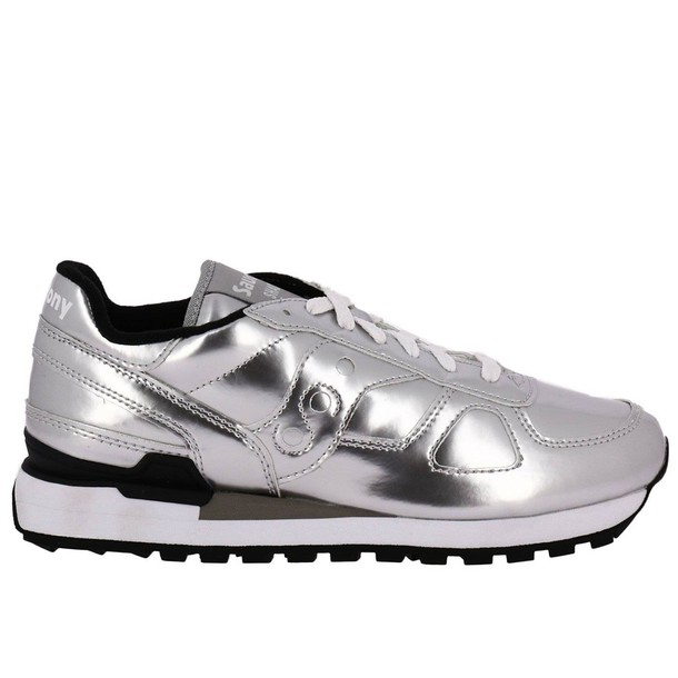 Saucony sneakers. women sneakers shoes silver