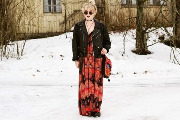 thelma malna blogger maxi dress perfecto
