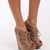 The Mint Julep Boutique :: New Arrivals :: The Lilly Wedge, Taupe